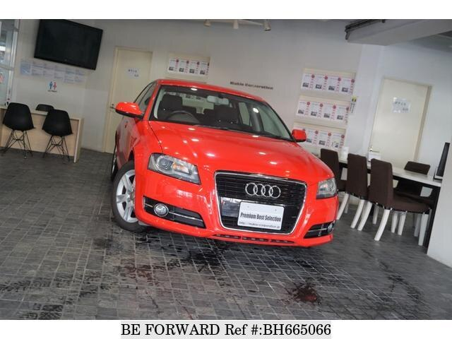 Used 2012 AUDI A3 BH665066 for Sale