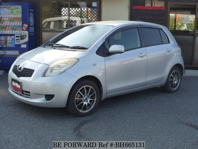 Used 2006 TOYOTA VITZ BH665131 for Sale