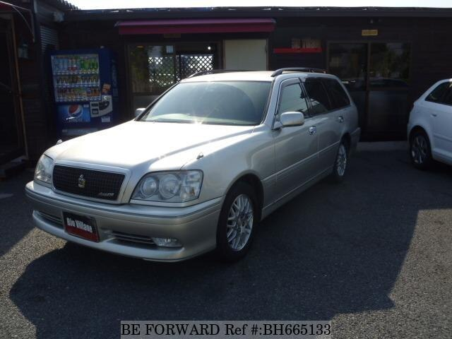 Used 2001 TOYOTA CROWN ESTATE BH665133 for Sale