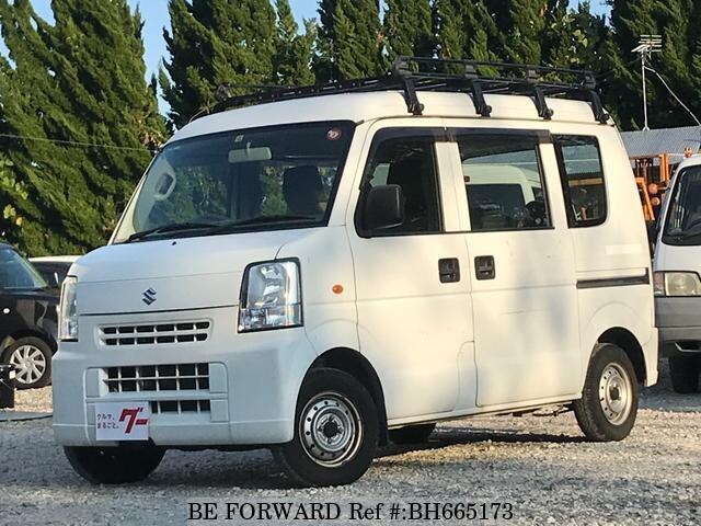 Used 2014 SUZUKI EVERY BH665173 for Sale