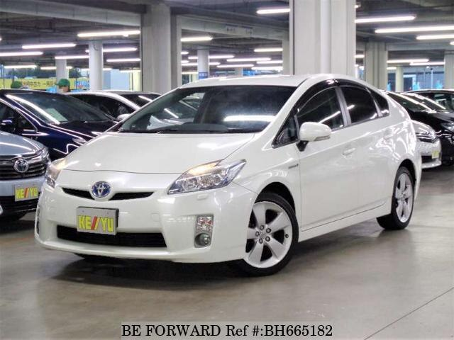 Used 2011 TOYOTA PRIUS BH665182 for Sale