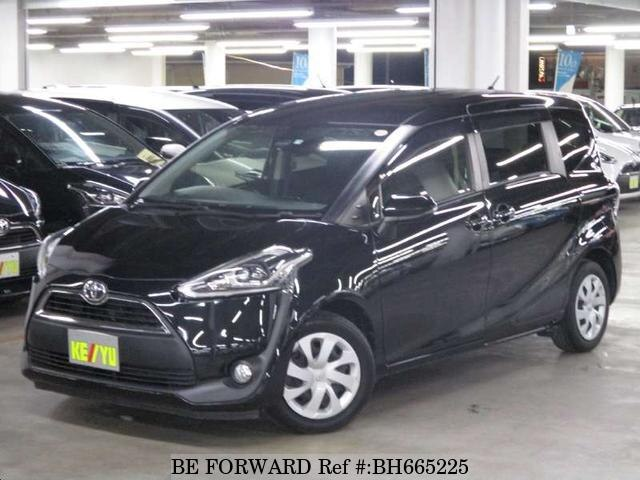 Used 2015 TOYOTA SIENTA BH665225 for Sale