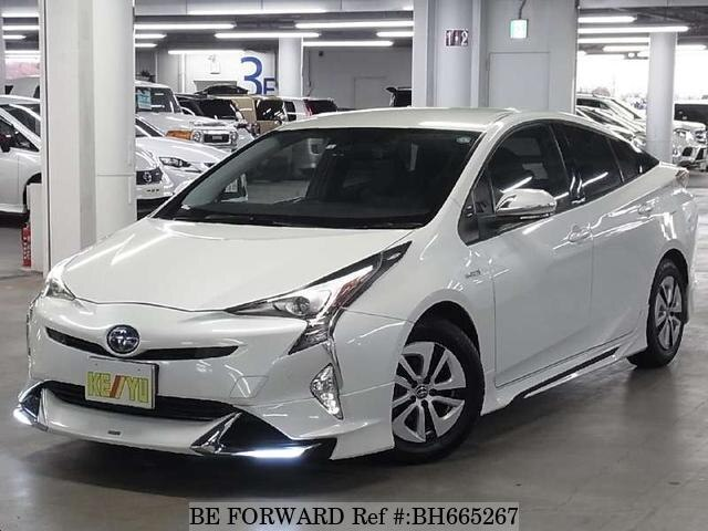 Used 2016 TOYOTA PRIUS BH665267 for Sale