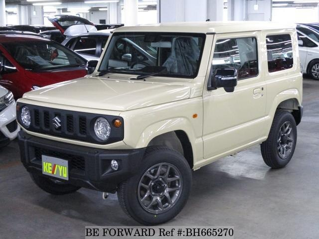 Used 2020 SUZUKI JIMNY BH665270 for Sale