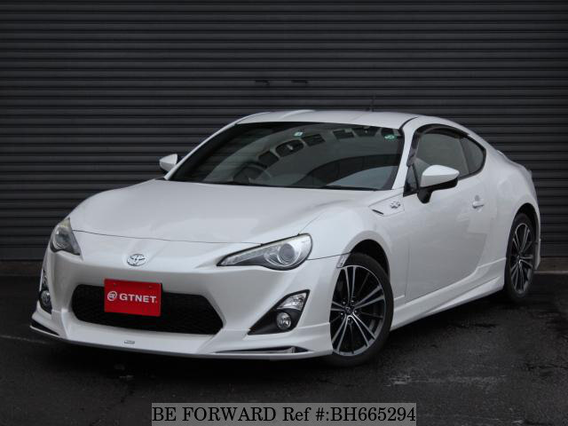 Used 2012 TOYOTA 86 BH665294 for Sale