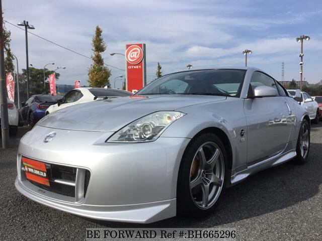 Used 2005 NISSAN FAIRLADY BH665296 for Sale
