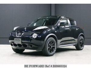 Used 2012 NISSAN JUKE BH665324 for Sale