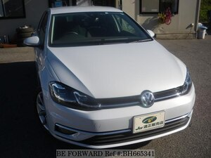 Used 2018 VOLKSWAGEN GOLF BH665341 for Sale