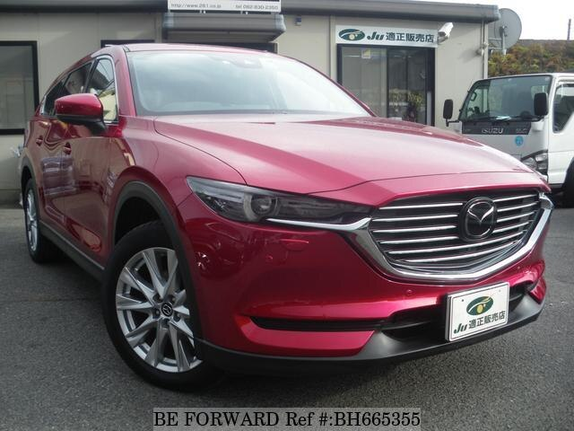 Used 2018 MAZDA CX-8 BH665355 for Sale