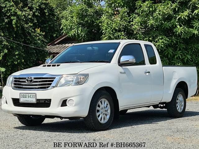 Used 2013 TOYOTA HILUX BH665367 for Sale