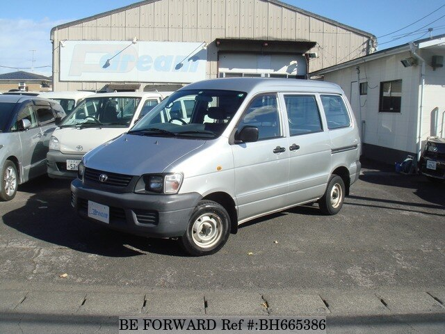 Used 2000 TOYOTA LITEACE VAN BH665386 for Sale