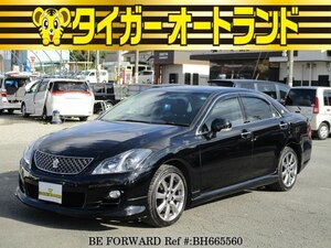 Used 2009 TOYOTA CROWN BH665560 for Sale