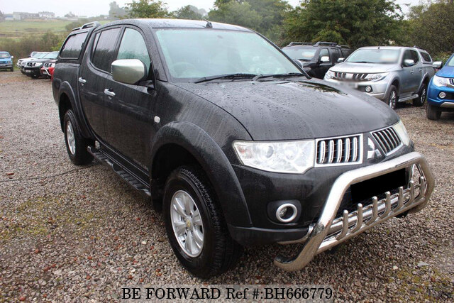 Used 2011 MITSUBISHI L200 BH666779 for Sale