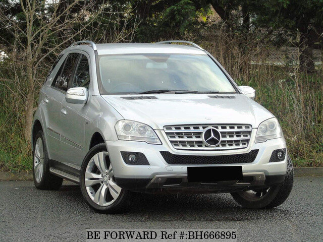 Used 2010 MERCEDES-BENZ ML CLASS BH666895 for Sale