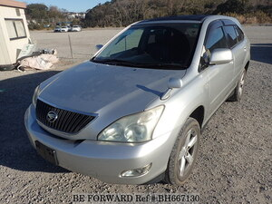 Used 2005 TOYOTA HARRIER BH667130 for Sale