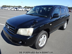Used 2005 TOYOTA KLUGER BH667135 for Sale