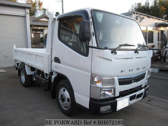 Used 2020 MITSUBISHI CANTER BH672185 for Sale