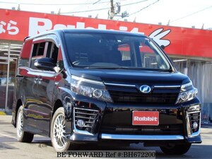 Used 2016 TOYOTA VOXY BH672200 for Sale