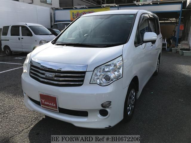 Used 2012 TOYOTA NOAH BH672206 for Sale