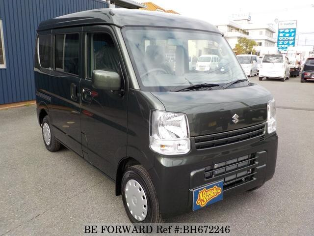 Used 2020 SUZUKI EVERY BH672246 for Sale