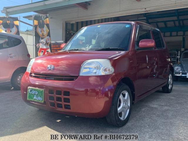 Used 2008 DAIHATSU ESSE BH672379 for Sale