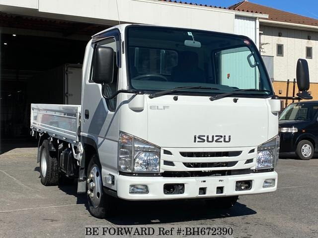 Used 2016 ISUZU ELF TRUCK BH672390 for Sale