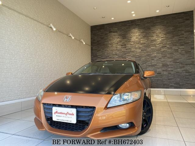 Used 2010 HONDA CR-Z BH672403 for Sale