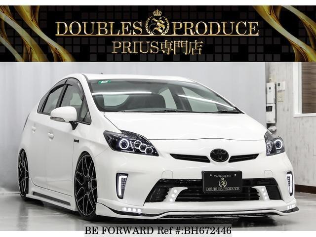Used 2014 TOYOTA PRIUS BH672446 for Sale