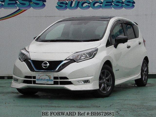 Used 2018 NISSAN NOTE BH672681 for Sale