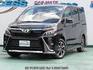 Used 2019 TOYOTA VOXY BH672686 for Sale