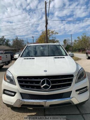 Used 2012 MERCEDES-BENZ M-CLASS BH672728 for Sale