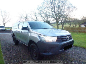 Used 2017 TOYOTA HILUX BH672752 for Sale