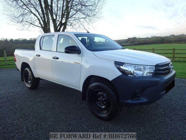 Used 2018 TOYOTA HILUX BH672766 for Sale