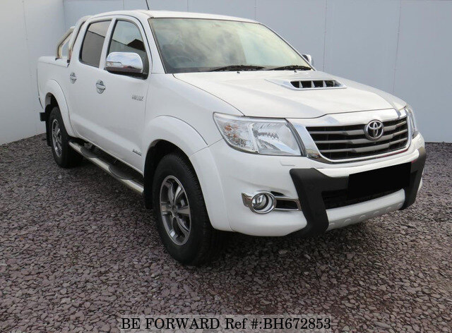 Used 2015 TOYOTA HILUX BH672853 for Sale