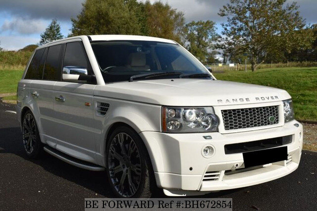 Used 2008 LAND ROVER RANGE ROVER SPORT BH672854 for Sale