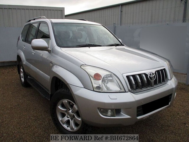 Used 2007 TOYOTA LAND CRUISER BH672864 for Sale
