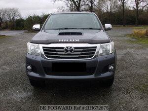 Used 2013 TOYOTA HILUX BH672875 for Sale