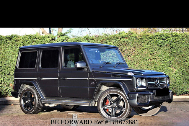 Used 2017 MERCEDES-BENZ G-CLASS BH672881 for Sale
