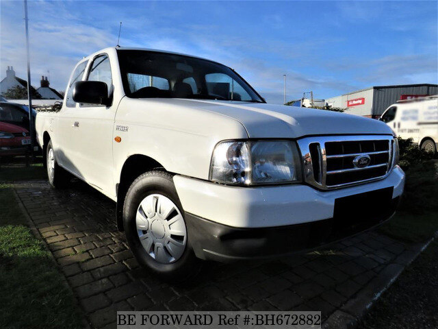 Used 2003 FORD RANGER BH672882 for Sale