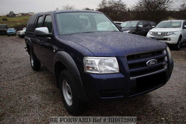 Used 2007 FORD RANGER BH672893 for Sale