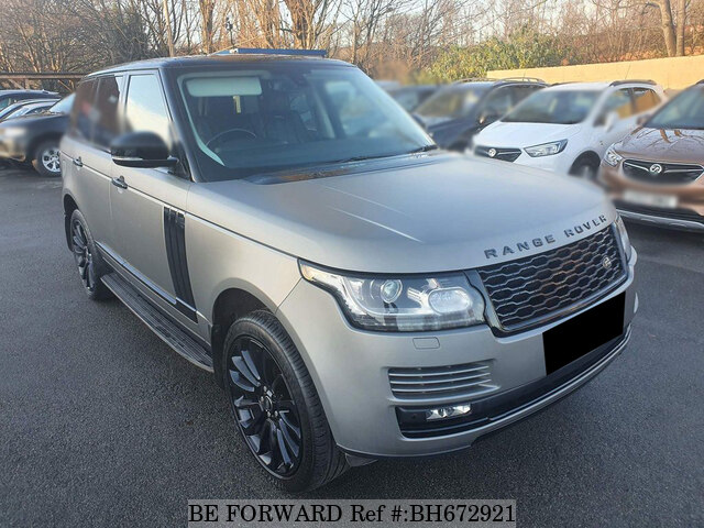 Used 2013 LAND ROVER RANGE ROVER BH672921 for Sale