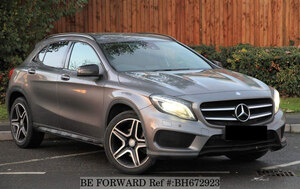 Used 2014 MERCEDES-BENZ GLA-CLASS BH672923 for Sale
