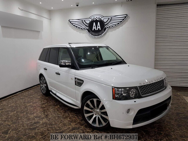 Used 2011 LAND ROVER RANGE ROVER SPORT BH672937 for Sale