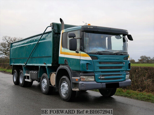 Used 2007 SCANIA P SERIES BH672941 for Sale