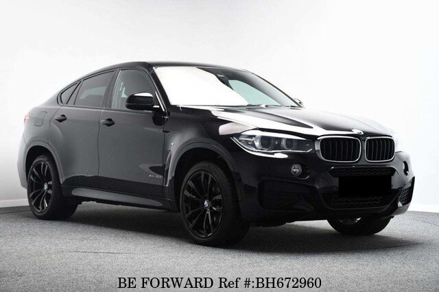 Used 2017 BMW X6 BH672960 for Sale