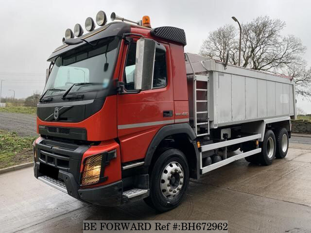 Used 2015 VOLVO VOLVO OTHERS BH672962 for Sale