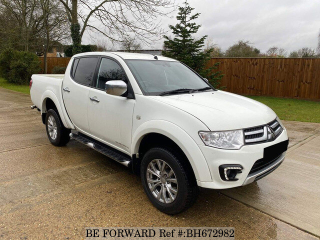 Used 2015 MITSUBISHI L200 BH672982 for Sale