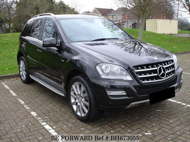 Used 2011 MERCEDES-BENZ ML CLASS BH673055 for Sale