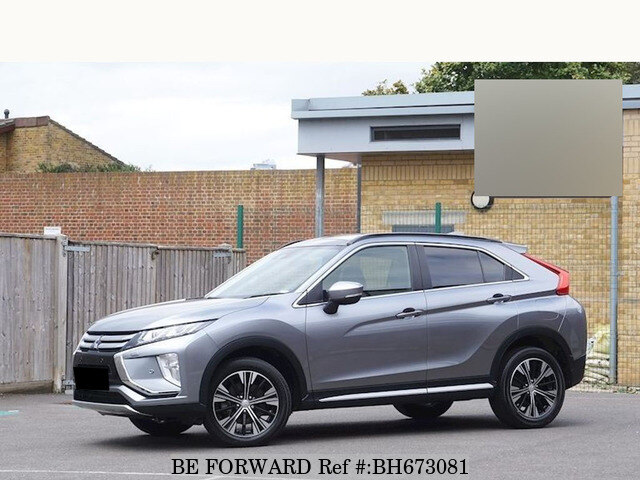 Used 2018 MITSUBISHI ECLIPSE CROSS BH673081 for Sale