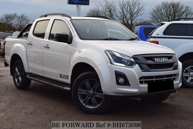 Used 2017 ISUZU D-MAX BH673096 for Sale